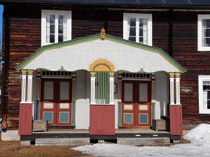 Hede hembygdsgård Olivia Söderlund