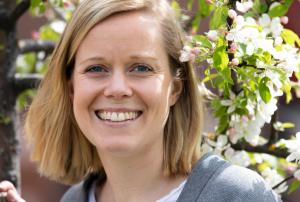 Sara Häggström turismsamordnare Krokom Felix Persson