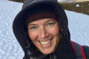 Anne Adsten vandring Storsnasen