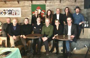 Region Gotland och Gotlands förenade besöksnäring besök JHT dec 2019