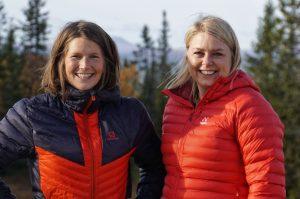 Helena Fjellgren Lotta Anestedt Destination Lofsdalen