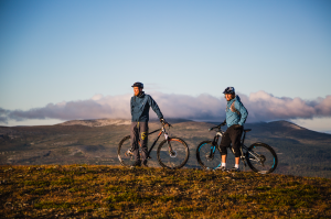 Cykling Lofsdalen fjäll