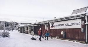 Kallsedet Fjällcenter Mats Lind