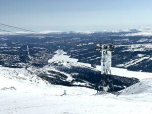 Utsikt från Åreskutan Anne Adsten