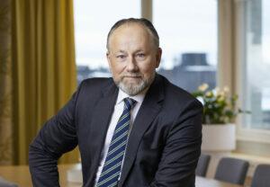 Jonas Siljhammar VD Visita
