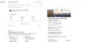 Google My Business JHT