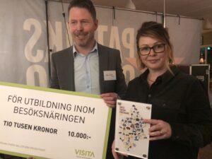 Årets Turismföretagare 2021 Trangia