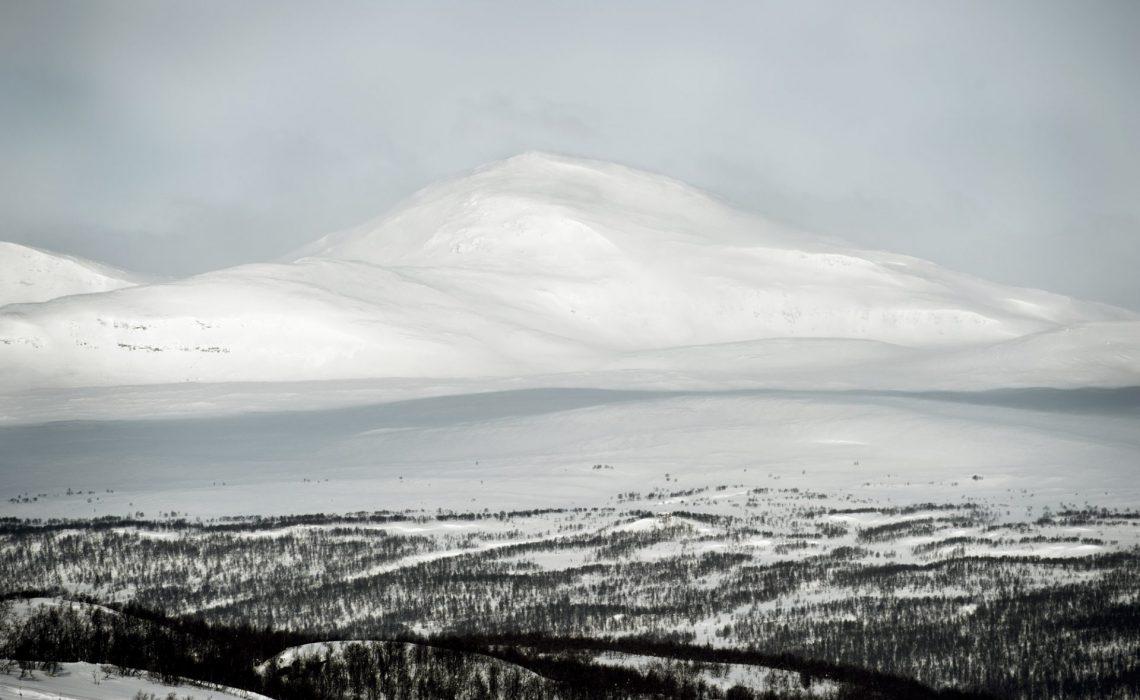 Vybild Funäsfjällen. Foto: Martin Söderqvist