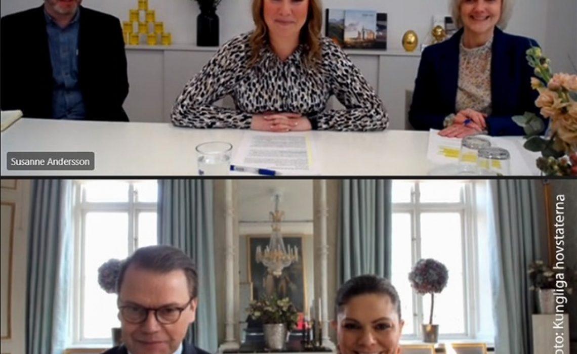 Visit Sweden Kronprinsessparet