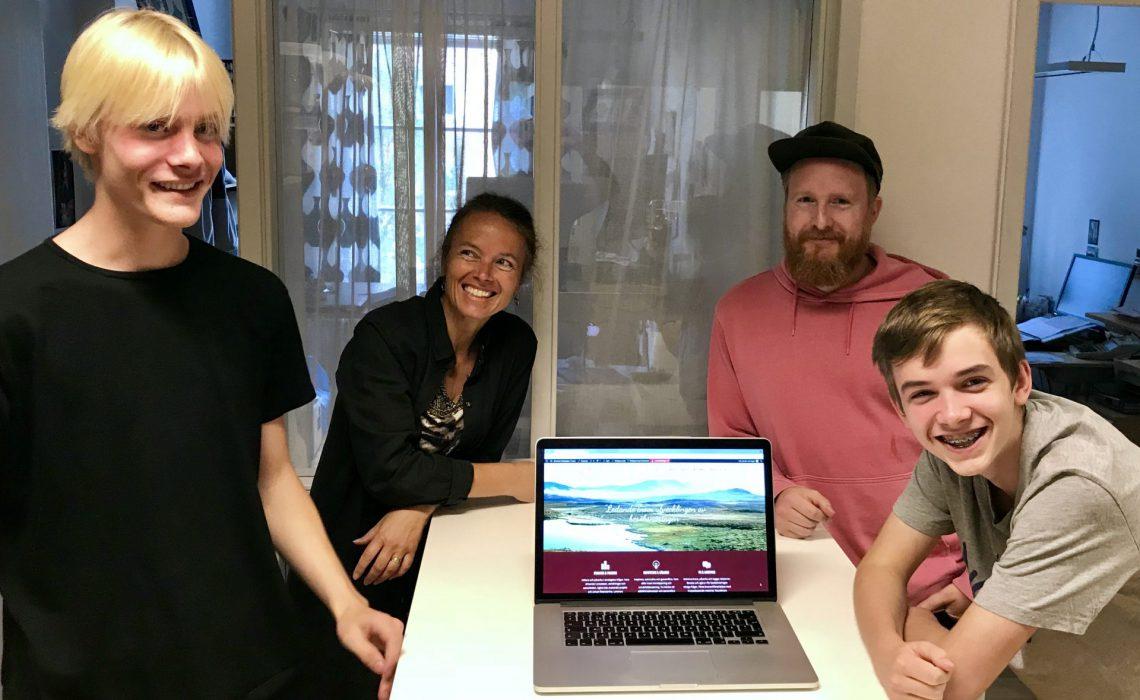 uppdaterad sajt jht.se 2018