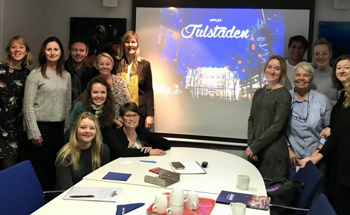 Studieresa Göteborg 2017 Framtidens besöksservice TIC JH
