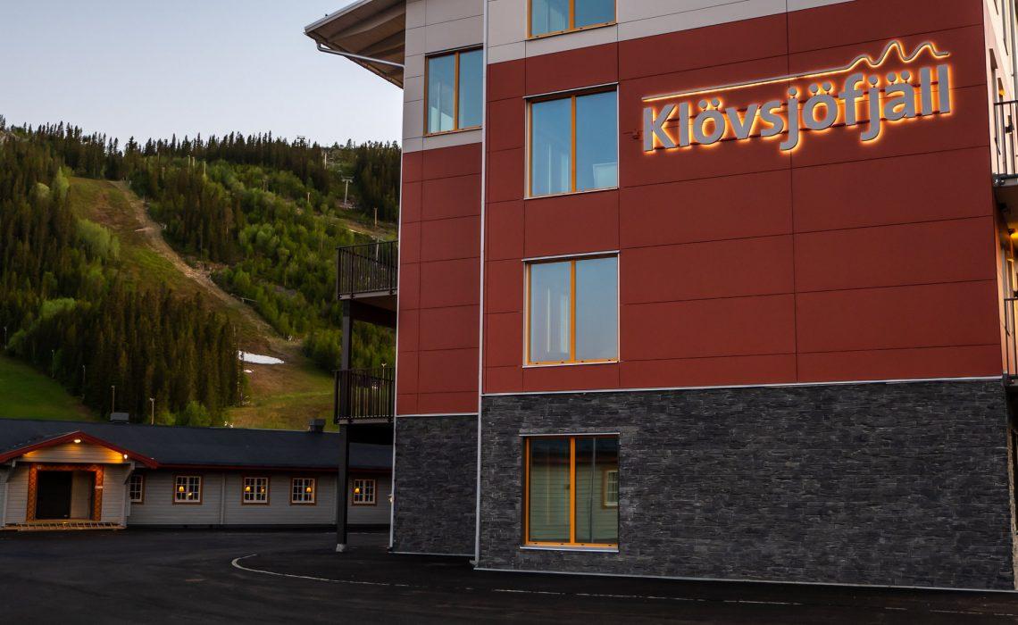 Hotell Klövsjöfjäll Destination Vemdalen