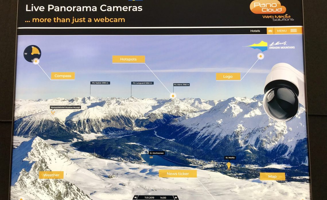 Panorama Camera Österrike webkamera