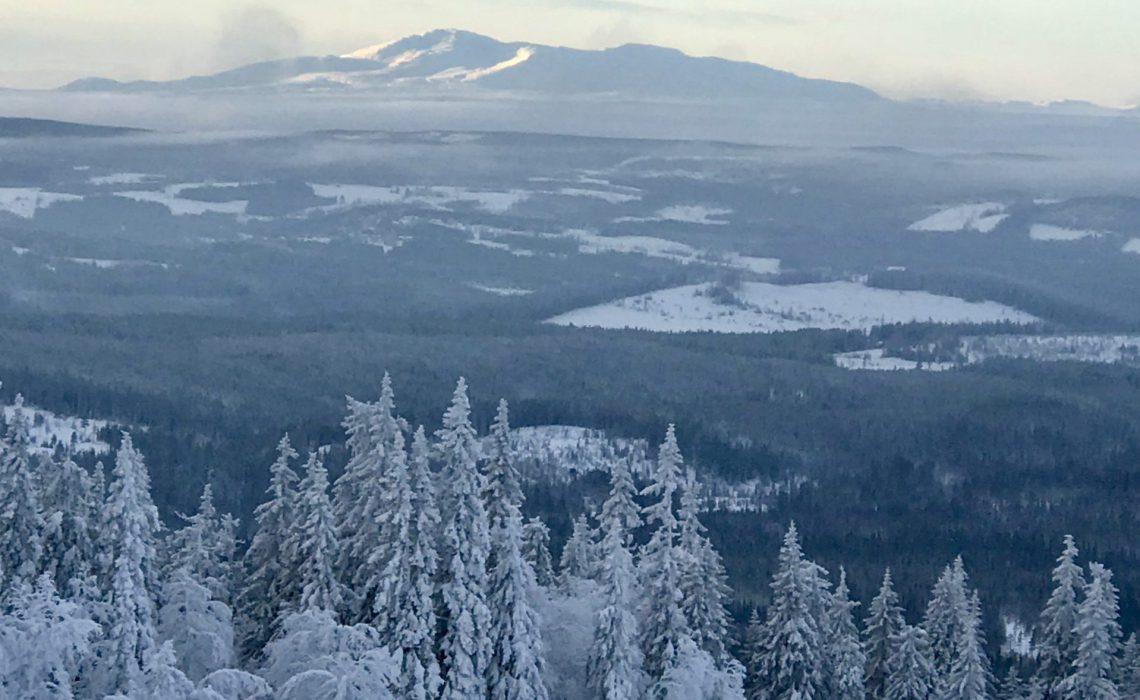 fjäll vinter snö Almåsa Foto: Anne Adsten