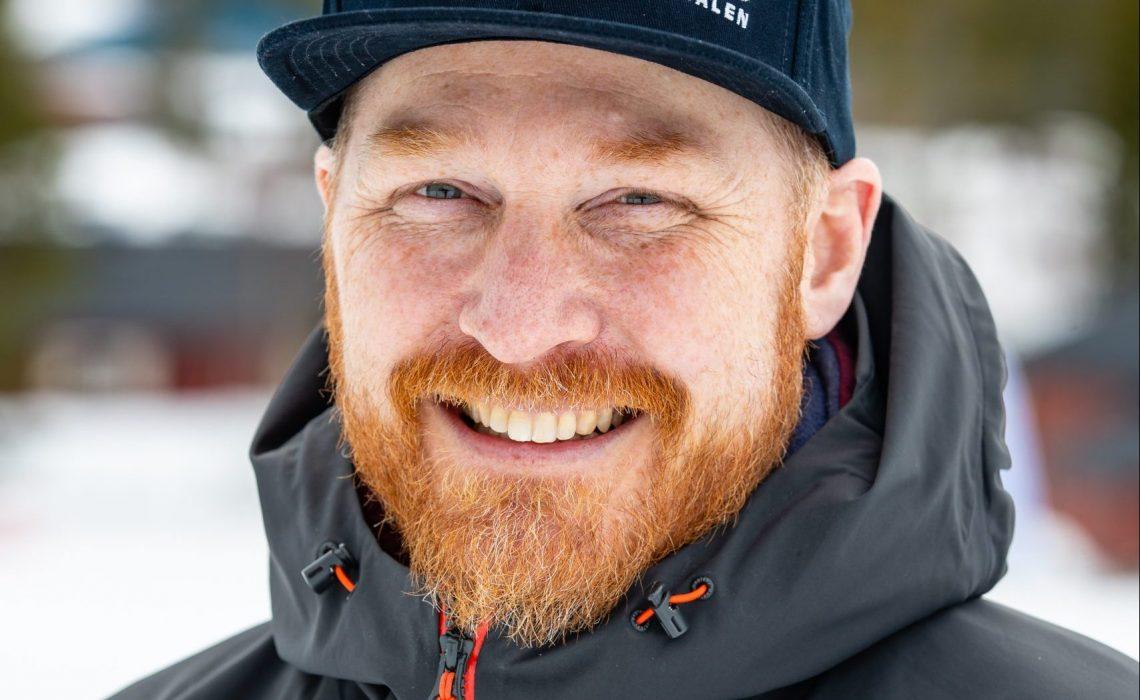 Jonny Larsson Lofsdalen Anette Andersson