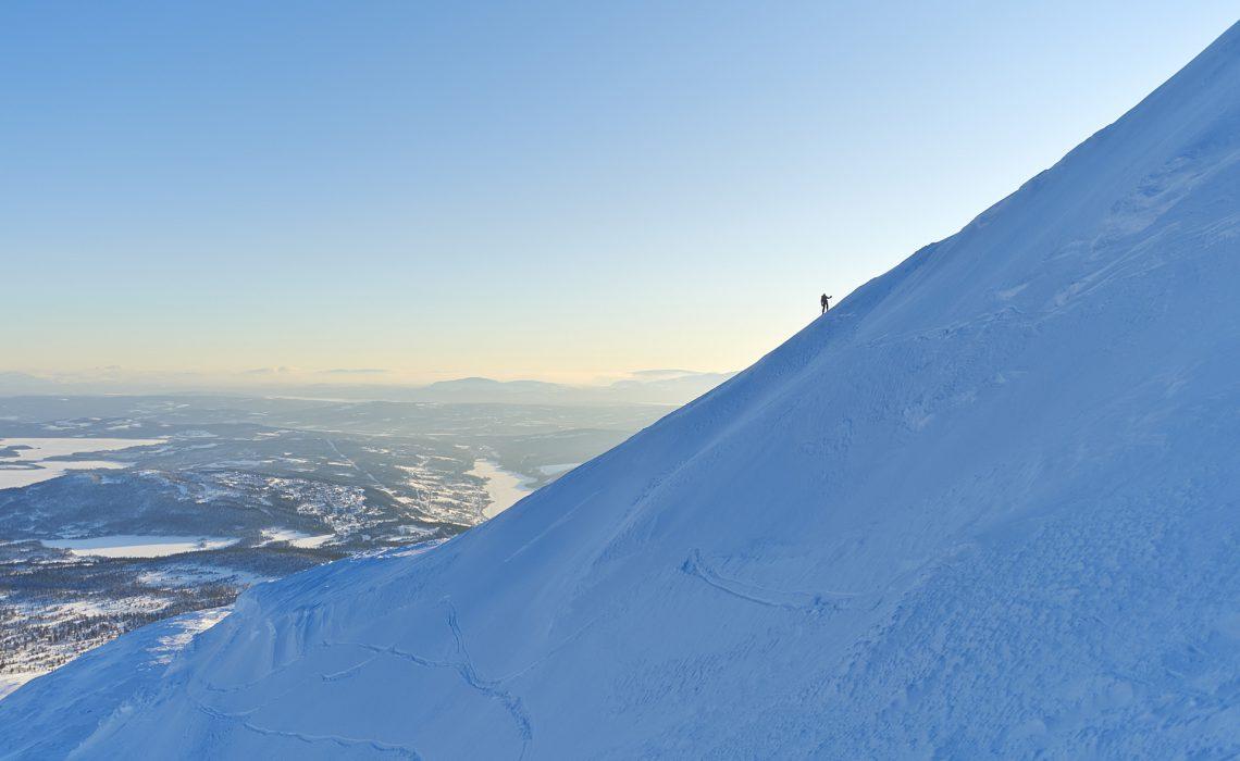 Åreskutan vinter Lars Häreblad