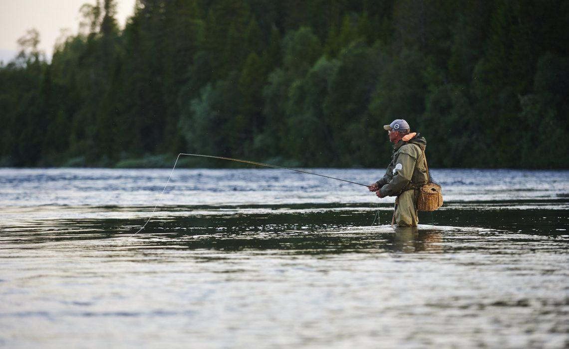 sjö äventyr fiske sommar vatten