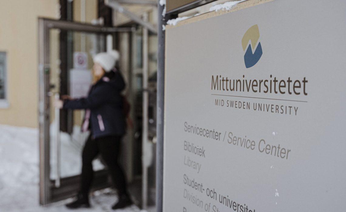 MIUN Student Mats Lind