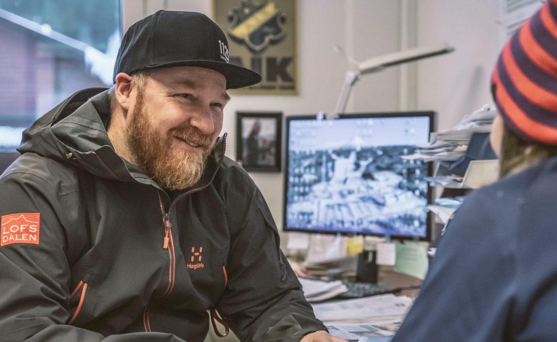 Jonny Lofsdalen Mats Lind