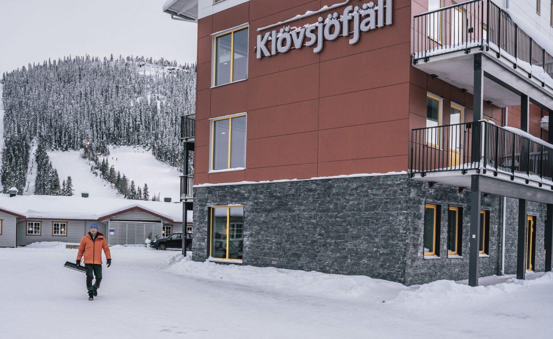 Backskog Klövsjöfjäll Mats Lind