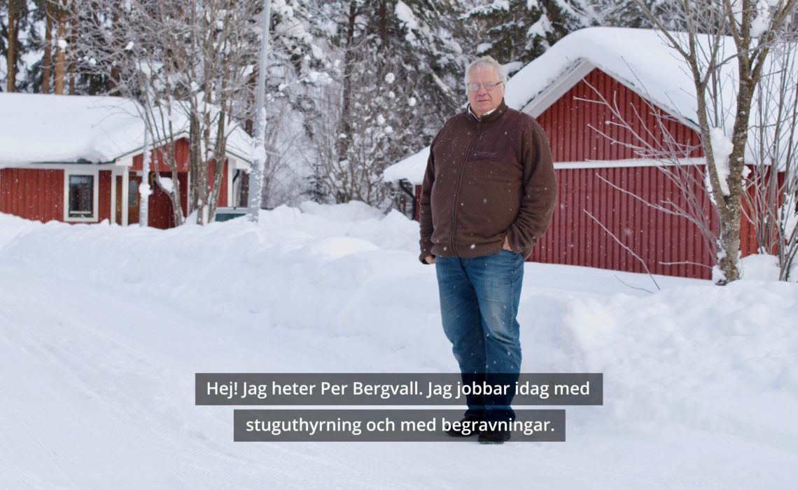 Pelle Bergvall