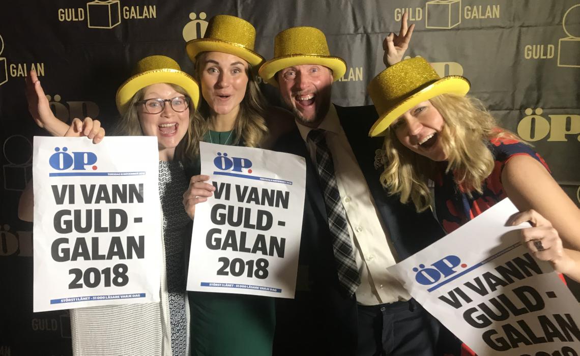 Årets Turismföretagare 2018