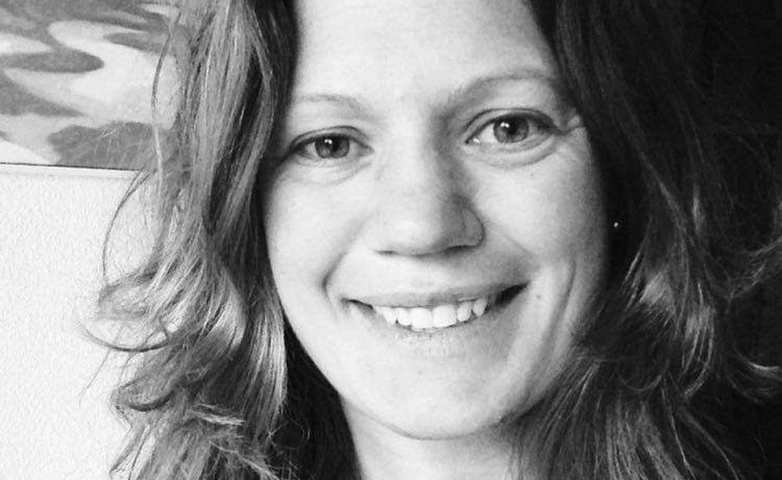Sandra Landén näringslivsutvecklare Bergs kommun
