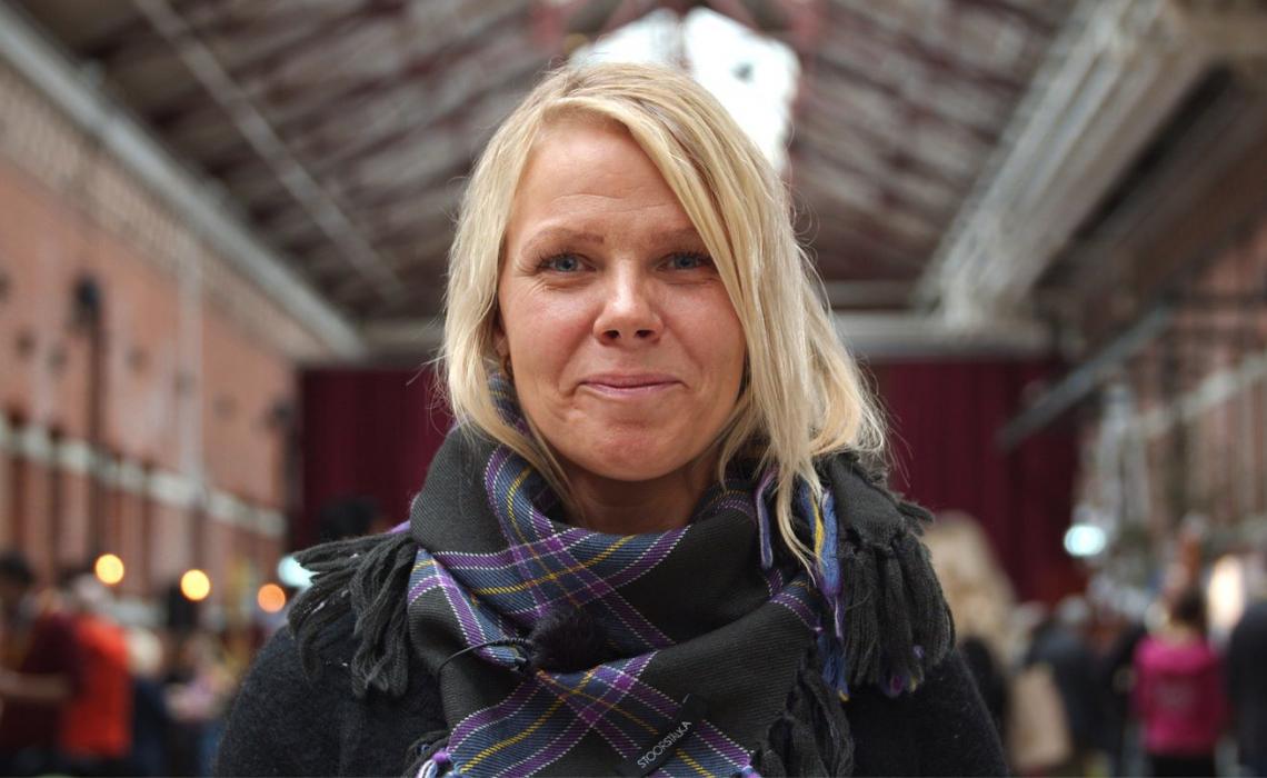 Elaine Asp Hävvi i Glen TFT 2019