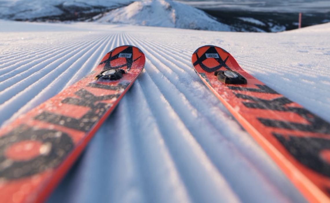 Digitala tips till frukost skidor