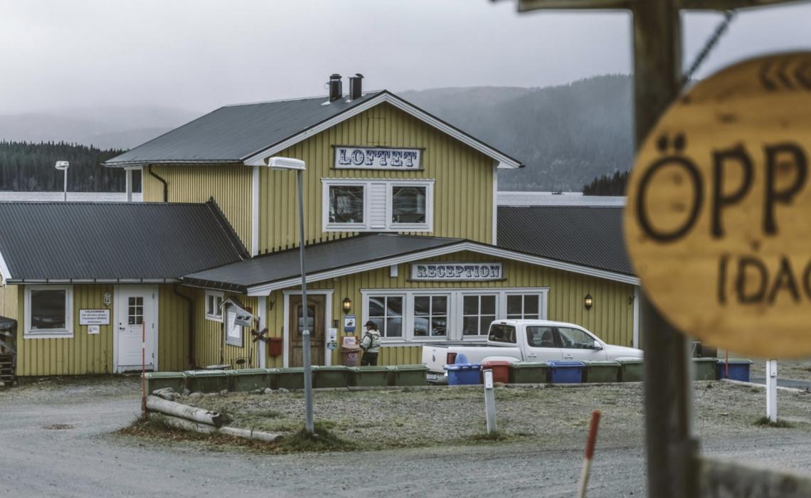 Jormvattnets fiskecamp Mats Lind