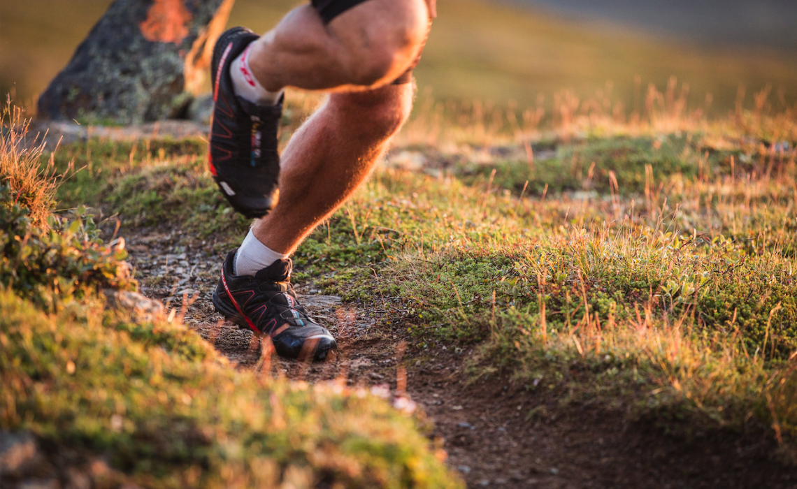 fjällmaraton Niclas Vestefjell