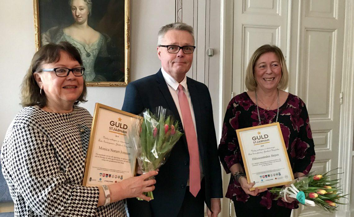Guldstjärnan 2018 Anne Adsten