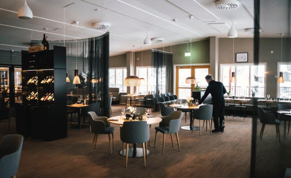 Hotell Klövsjöfjäll restaurang Mats Lind