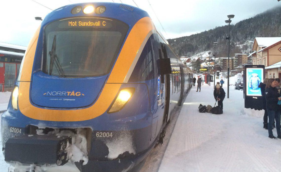 äventyr resa snö sommar infrastruktur